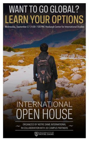 ND International Open House