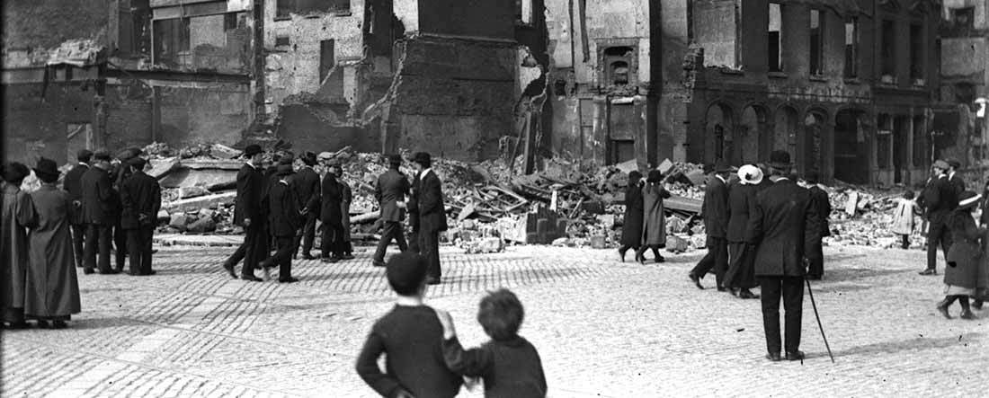 1916 The Irish Rebellion