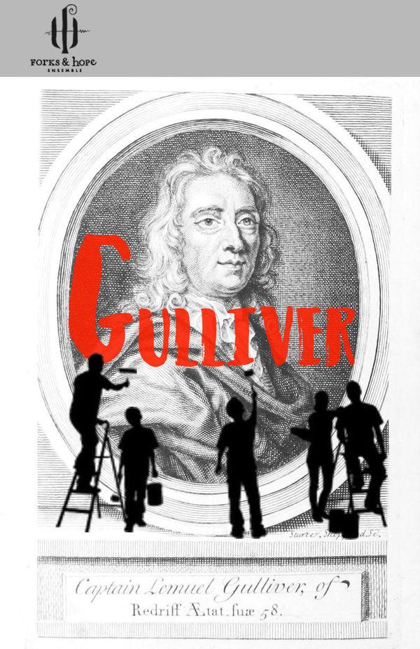 Gulliver Poster No Info